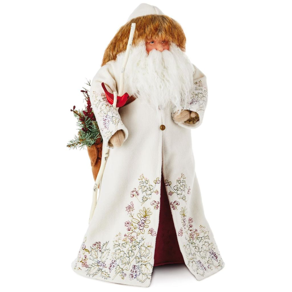 2018 Father Christmas, Tabletop, Hallmark Heritage Collection
