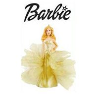 Barbie Hallmark Ornaments