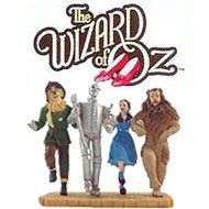 Wizard of Oz Hallmark Ornaments