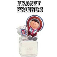 Frosty Friends Hallmark Ornaments
