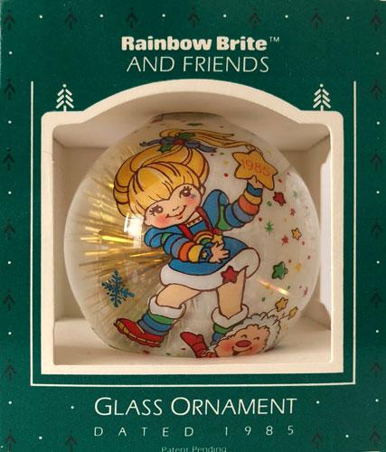 Hallmark 2013 Rainbow Brite Ornament
