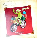 2004 Pedal Power, Kermit the Frog, The Muppets