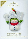 2011 Frosty Fun Decade #2, Special Edition