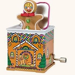 2008 Pop! Goes the Gingerbread Man, Jack-in-the-Box  Memories #6