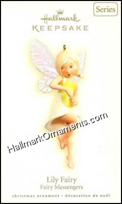 2008 Lily, Fairy Messenger #4