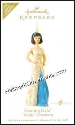 2008 Evening Gala Barbie, LIMITED QUANTITY