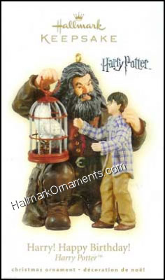 2009 Harry! Happy Birthday!, Harry Potter - Hard to Find DB