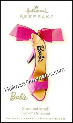 2009 Shoe-Sational Barbie