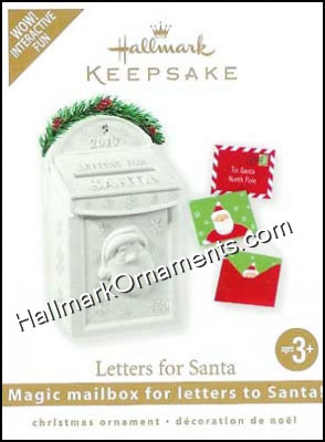 2010 Letters to Santa