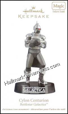 2011 Cylon Centurion, Battlestar Galactica, Magic