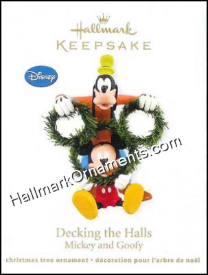 2011 Decking the Halls, Disney