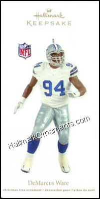 2011 DeMarcus Ware, Football Legends  DB