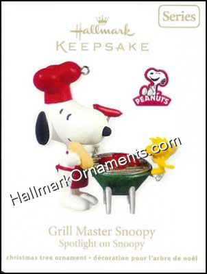 2011 Grill Master Snoopy, Spotlight On Snoopy #14