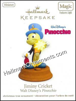 2011 Jiminy Cricket, Miniature, Magic