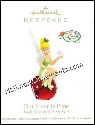 2011 Our Favorite Pixie, Tinker Bell