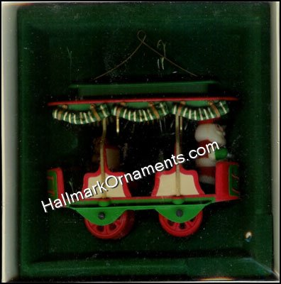 1982 Jolly Trolley, Here Comes Santa #4 - SDB