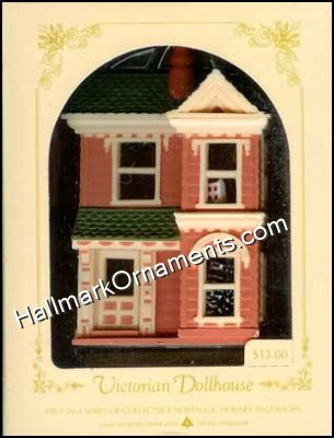 1984 Victorian Doll House, Nostalgic Houses & Shops #1