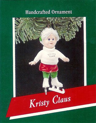 1989 Kristy Claus