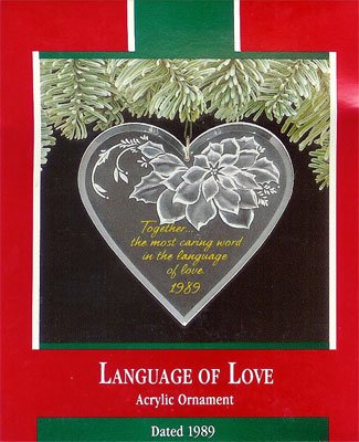 1989 Language of Love