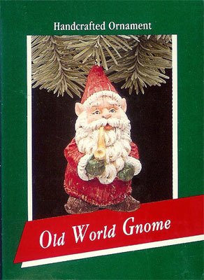 1989 Old-World Gnome