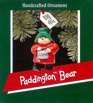 1989 Paddington Bear