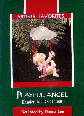 1989 Playful Angel, Donna Lee Angels