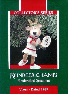 1989 Reindeer Champs - 4th  Vixen