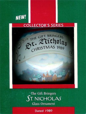 1989 St. Nicholas, The Gift Bringers #1