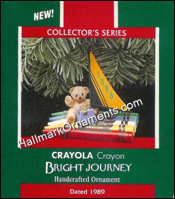 1989 Bright Journey, Crayola #1