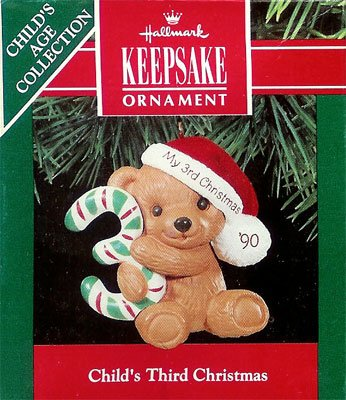 1990 Child's Third Christmas
