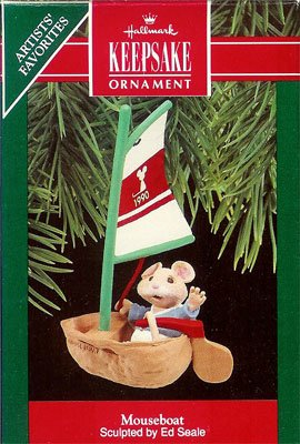 1990 Mouseboat