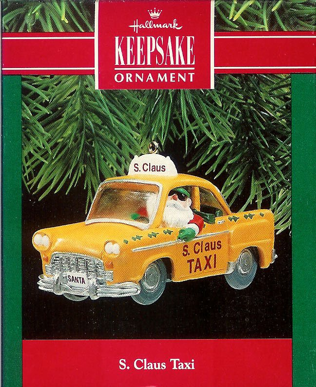 1990 S. Claus Taxi