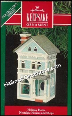1990 Holiday Home, Nostalgic Houses & Shops #7