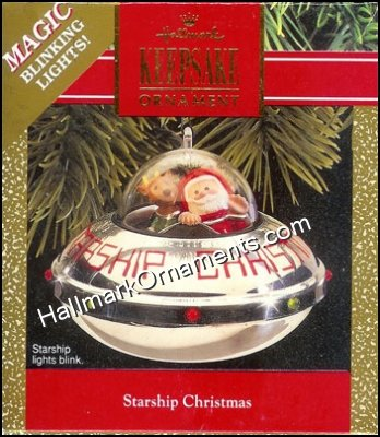 1990 Starship Christmas, Magic
