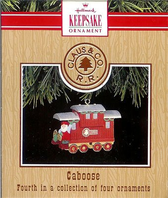 1991 Claus & Co. RR - Caboose