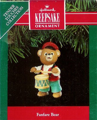 1991 Fanfare Bear, Tender Touches