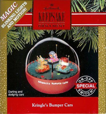 1991 Kringle's Bumper Cars