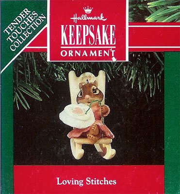 1991 Loving Stitches, Tender Touches