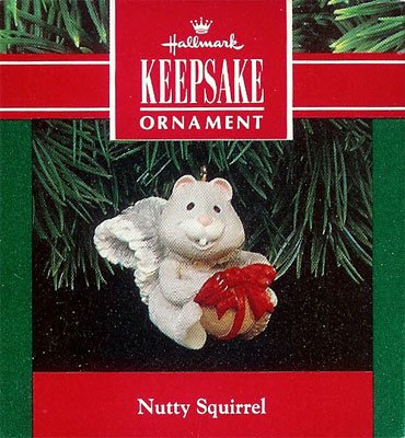 1991 Nutty Squirrel