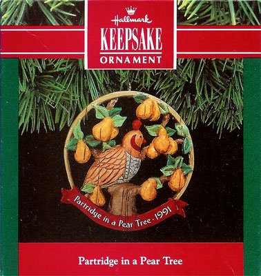 1991 Partridge in a Pear Tree