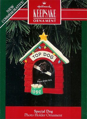 1992 Special Dog - Photo Holder