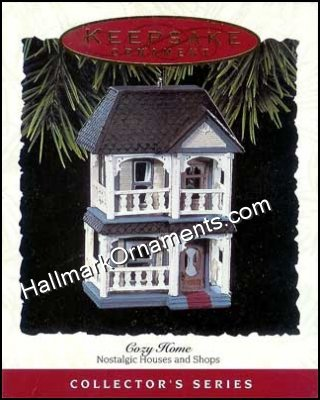 1993 Cozy Home, Nostalgic Houses & Shops #10 DB