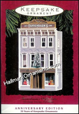 1993 Tannenbaums Dept Store, Nostalgic Houses and Shops