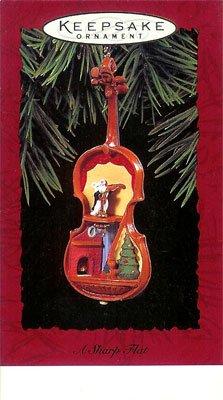 """Hallmark /""""Across the Miles/"""" Ornament 1994"""