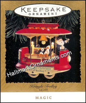1994 Kringle Trolley, Magic