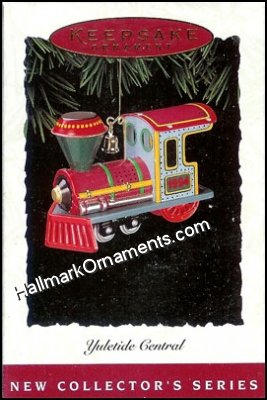 1994 Yuletide Central #1, Train