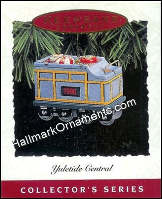 1995 Yuletide Central #2, Train