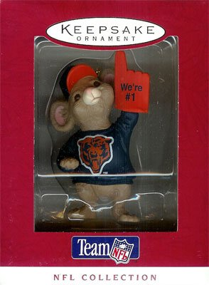 1996 NFL Collection - Chicago Bears