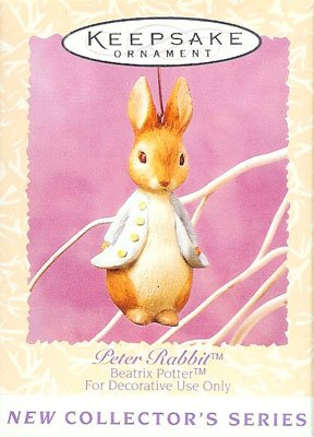 1996 Peter Rabbit, Beatrix Potter #1