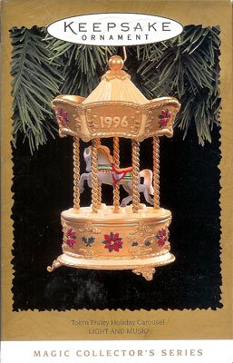 1996 Tobin Fraley Holiday Carousel #3